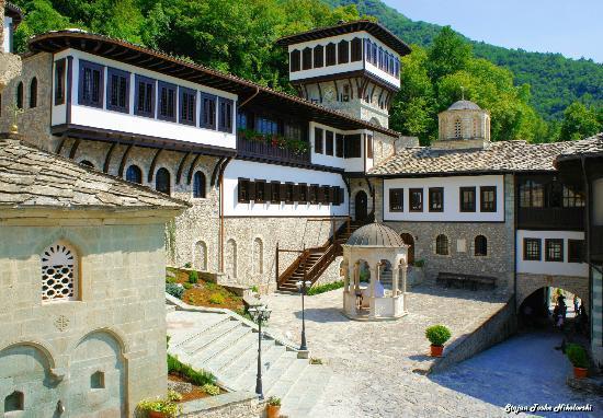 Monastery St. Jovan Bigorski: Saint Jovan Bigorski Monastery