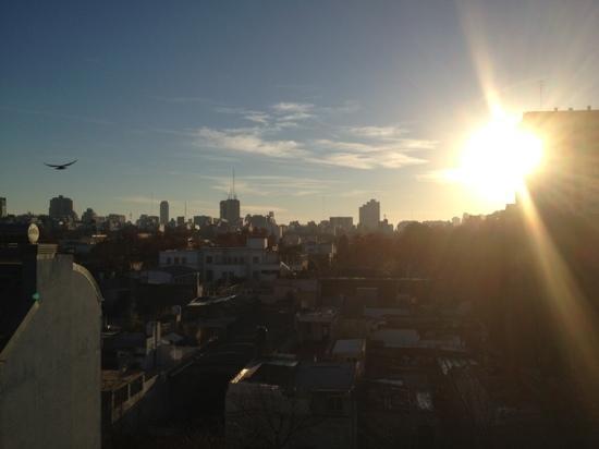 Rendez Vous Hotel Buenos Aires: Vue du solarium