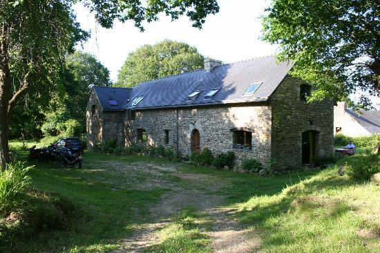 Les Longeres De Keridy : Beautifully restored and charming quiet location