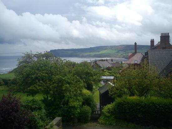 Thackwood B&B: The view from 'Terracotta' room