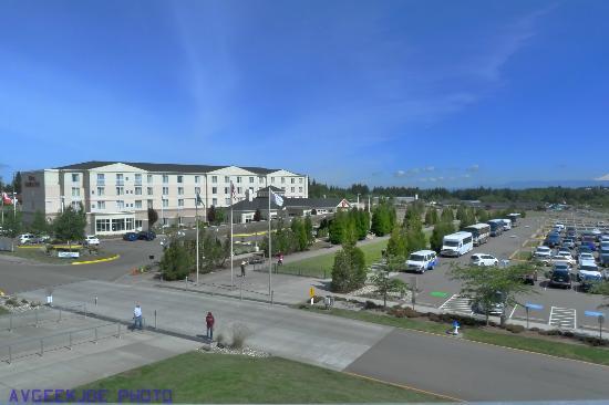 Beautiful Hilton Garden Inn Seattle North / Everett: A View Of The Magnificient Hilton  Garden Inn