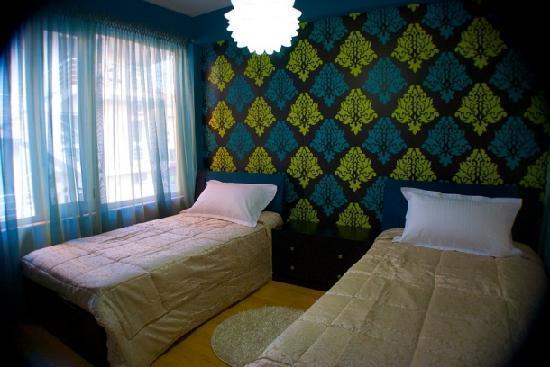 Ejna Hotel: Twins room