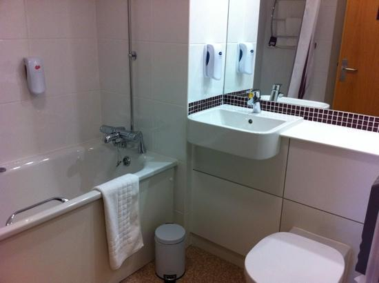 Premier Inn Chester Central (South East) Hotel: very very clean