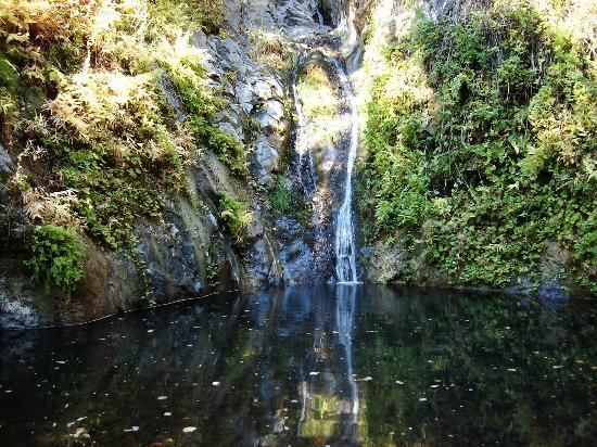 Vichy Springs Resort: Chemisal Falls