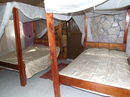 Riverside Camp: Bedroom