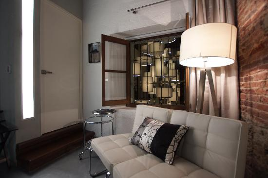 Hotel Boutique 1850: Suite Prisila