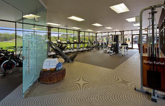 The Westin Golf Resort & Spa, Playa Conchal: Westin Workout Room