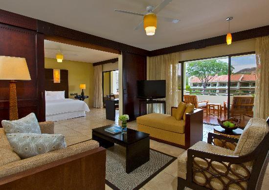 The Westin Golf Resort & Spa, Playa Conchal: Royal Beach Suite