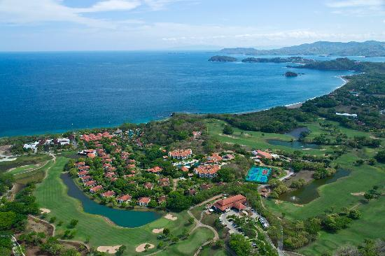 The Westin Golf Resort & Spa, Playa Conchal: Aerial View of the Resort