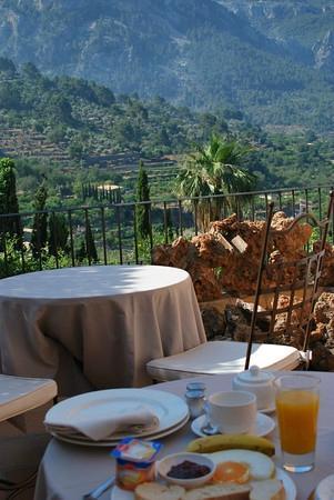 Hotel Apartament Sa Tanqueta: breakfast area