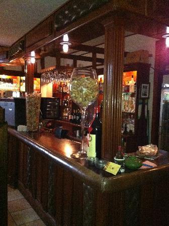 Da Marco Italian Restaurant : bar