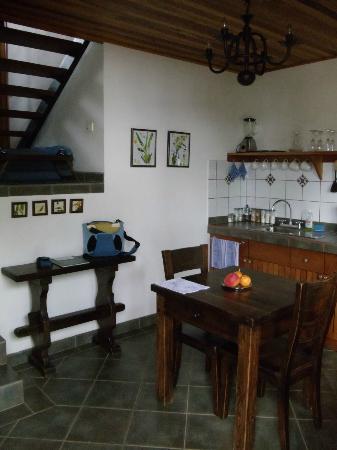 Arco Iris Lodge: Kitchen