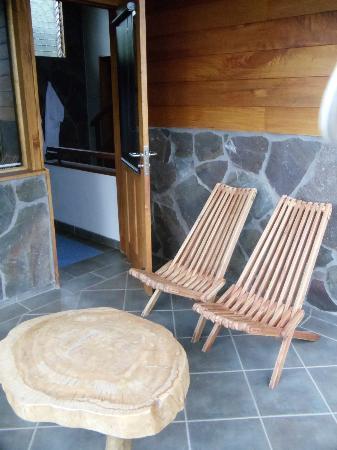 Arco Iris Lodge: Balcony