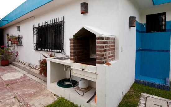 Casa Quetzal: Grill