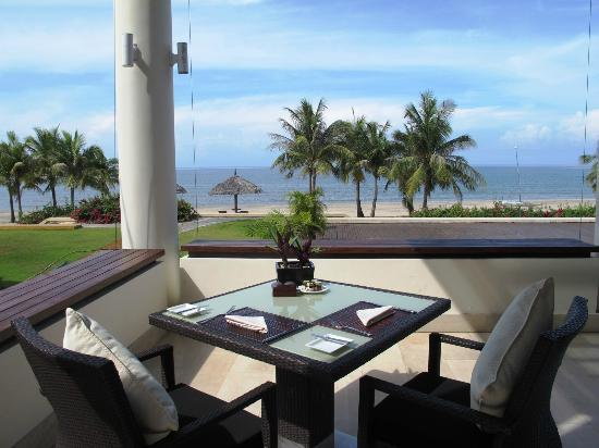 Princess D'An Nam Resort & Spa: breakfast place
