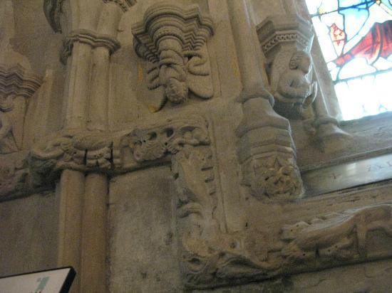 Rosslyn Chapel: Inside the Chapel