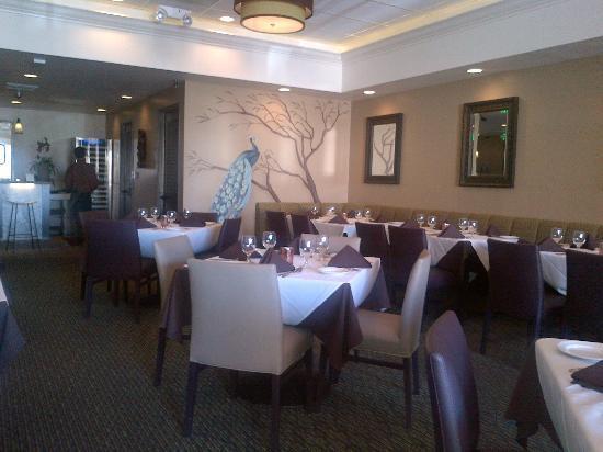 Natraj Cuisine of India: Natraj - one of the dining rooms