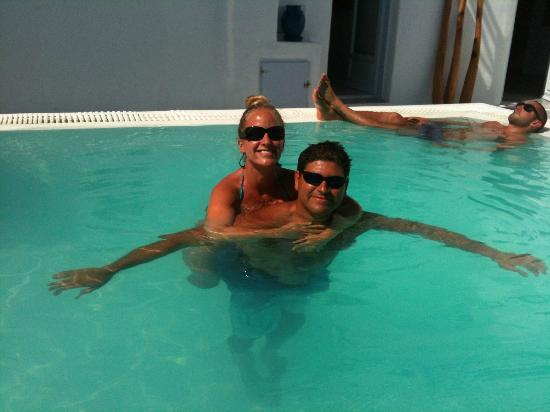 Caldera Villas: Wonderful Pool!