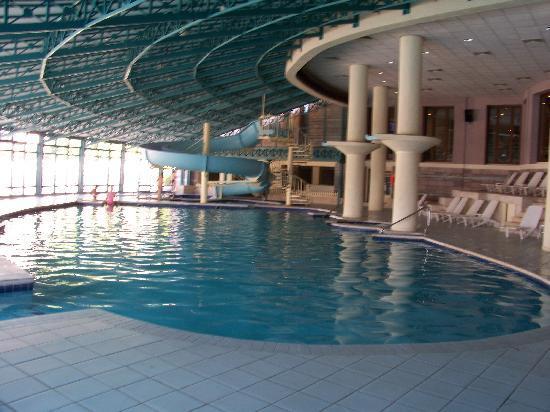 Klassis Resort Hotel: Inside Pool