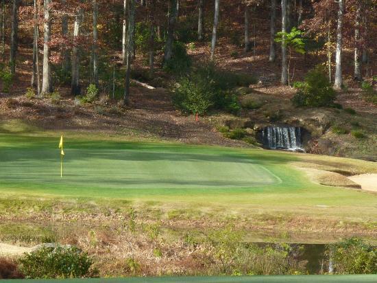 Cherokee Valley Golf Club: Lost Balls Found Here