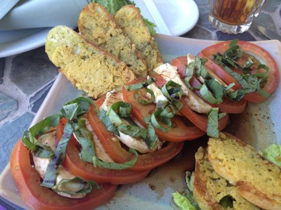 Garden House of Cedar City: the caprese salad