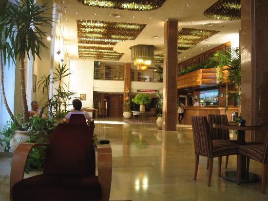 Jerusalem Gate Hotel: Lobby