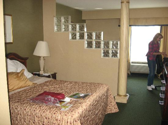 Monte Carlo Inn Mississauga / Toronto West: room