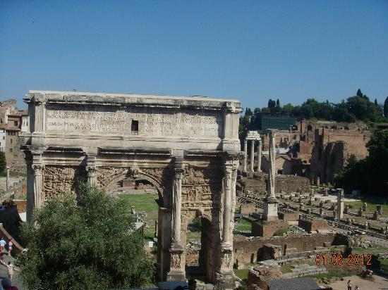 Insight Of Rome: historical monument