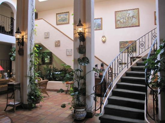 BEST WESTERN Casa Grande Inn: Lobby