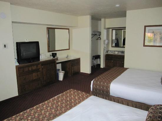BEST WESTERN Casa Grande Inn: Standard Zimmer