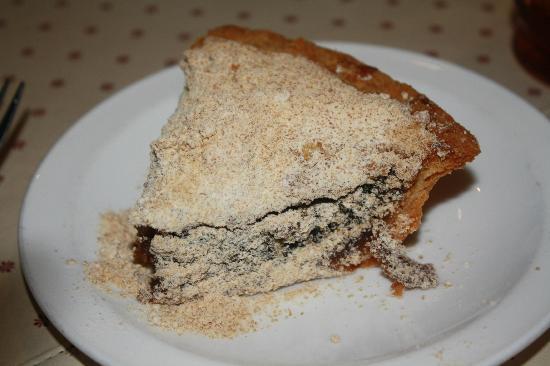 Good 'N Plenty Restaurant: Shoo fly pie