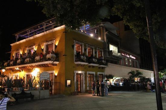 Casa hidalgo picture of restaurante casa hidalgo for Restaurante casa jardin