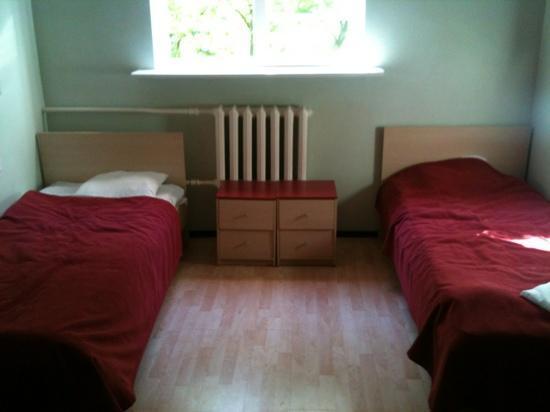 Hotell G9 : Room