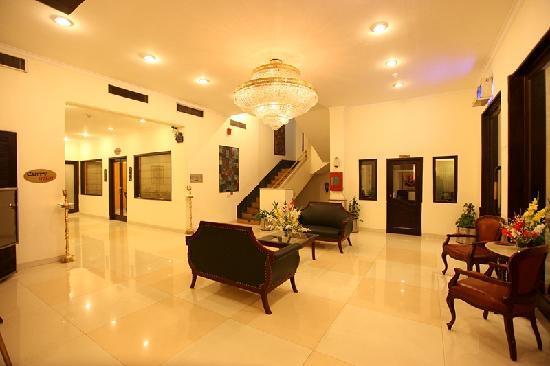 Hotel Chaupal Gurgaon : Lobby