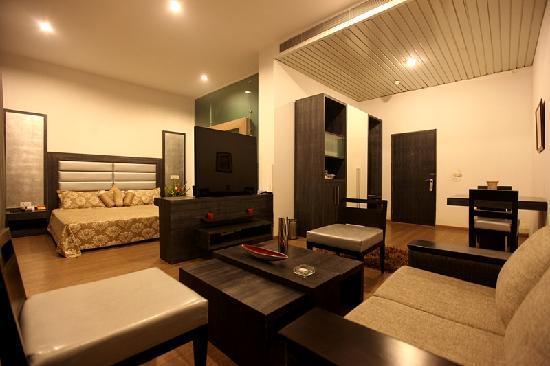 Hotel Chaupal Gurgaon : suite room