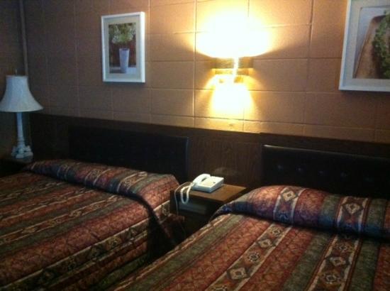 Alpine Lodge Motel: Room