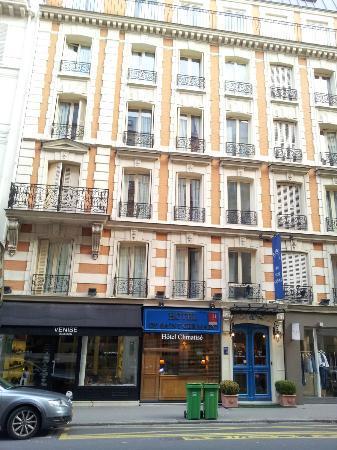 Hotel de Saint-Germain : clean and a good area