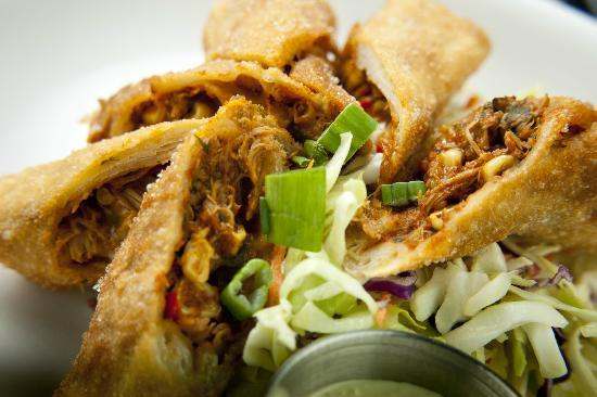 Railroad Station Bar and Grill: Nor Cal Rolls
