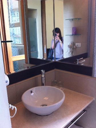 Eastern Hotels Resorts Yangmei: Basin area 