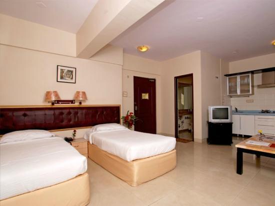Landmark Suites: Landmark Mumbai is offering Service Apartments in Mumbai