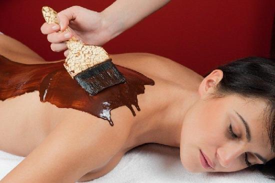 East Island Spa Centre : Chocolate massage