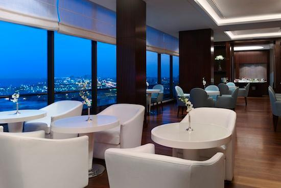 Le Meridien Al Khobar: Club Lounge