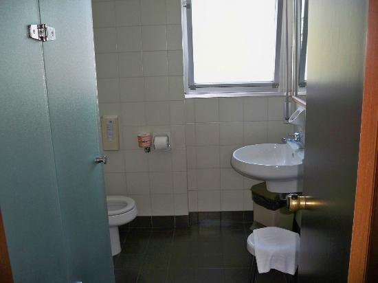 Hotel Ghironi: Bagno