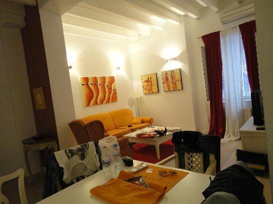 Siete Revueltas Singular Apartments : Appartamento al pian terreno