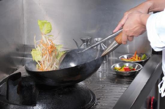 Golden Dragon China Restaurant : Frisches aus dem WOK.