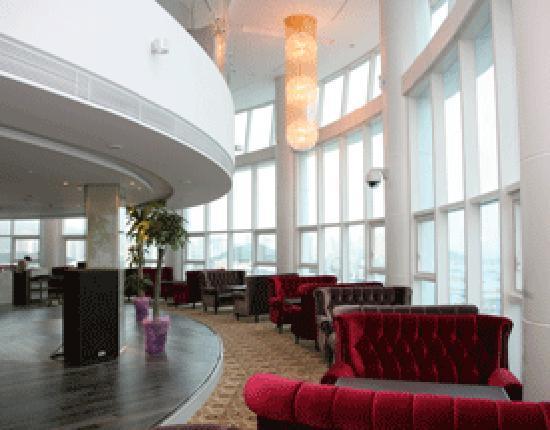 Hotel Aqua Palace: 스카이라운지