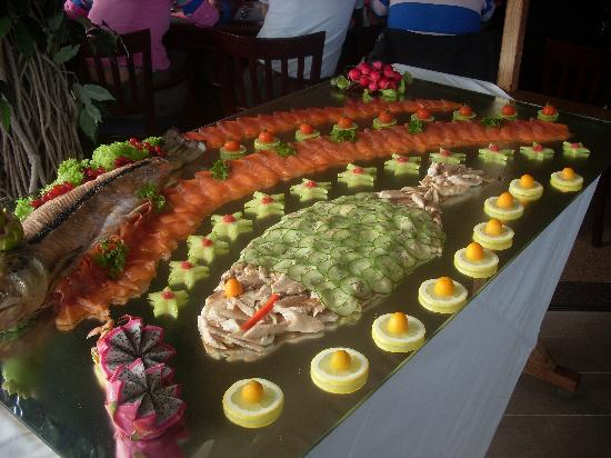 Grand cafe de Hildenberg: heerlijke visgerechten