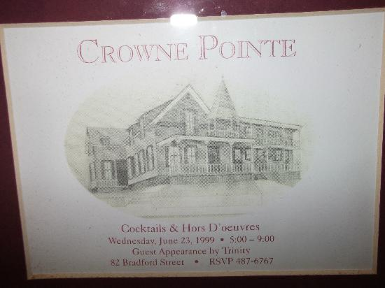 Crowne Pointe Historic Inn & Spa: Room