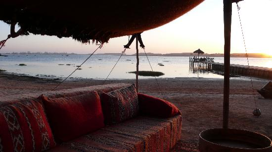 La Sultana Oualidia: View From The Berber Tent