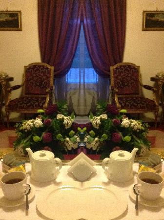 Hotel Villa Duse : Tea Room